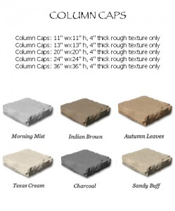 fireplace-stone-accessories-column-caps